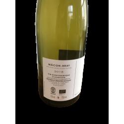 """Macon-Bray, """"Le Mouton Blanc"""", La vigne Mouton"""